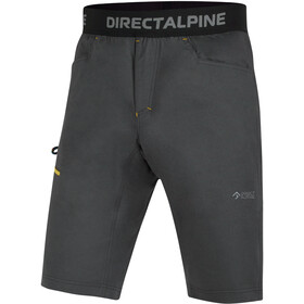 Directalpine Solo Shorts Men, anthracite/camel